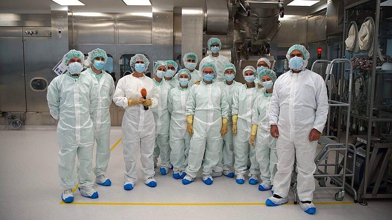 Sviluppatori di vaccini corona