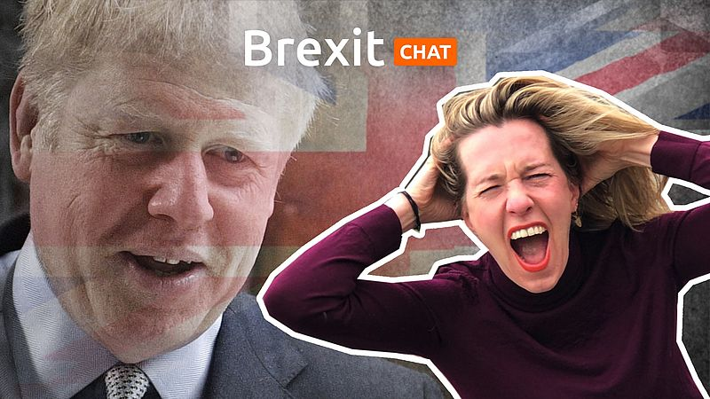 Van clownesk naar Boring Boris, Johnson speelt saaie kaart om premier te worden -  brexitchat met Vanessa