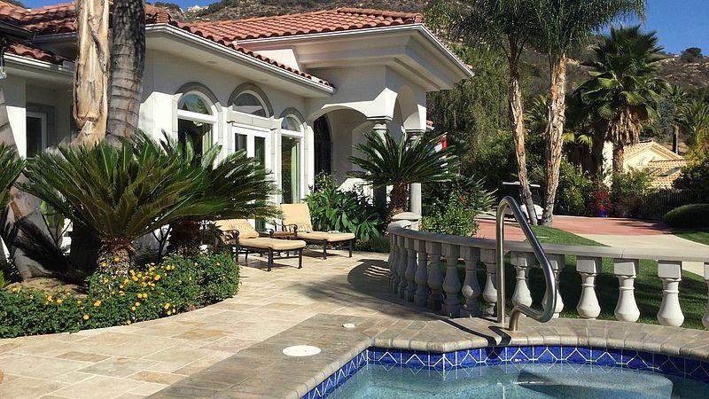 Huizenruil in Murrieta, Californië
