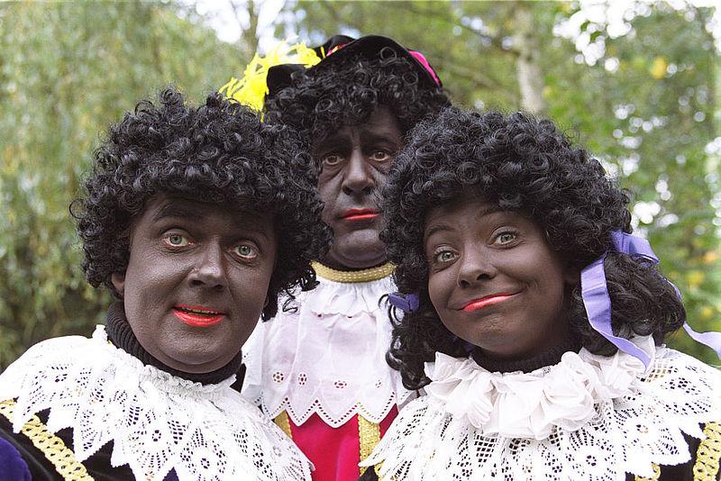 Een hoop te doen online over Zwarte Piet