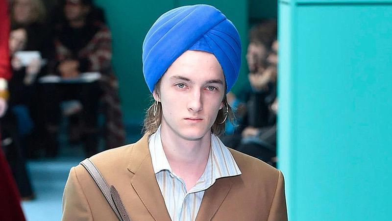 Modehuis Gucci onder vuur om verkoop tulband