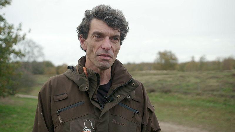 Peter Kampen van het Goois Natuur Reservaat