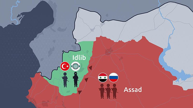 Kaartje Idlib