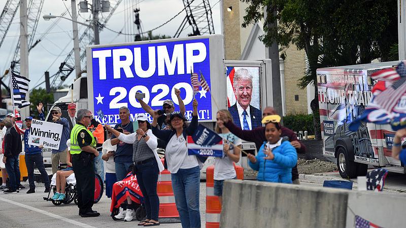 De 59e presidentsverkiezingen van de VS staan gepland voor 3 november 2020