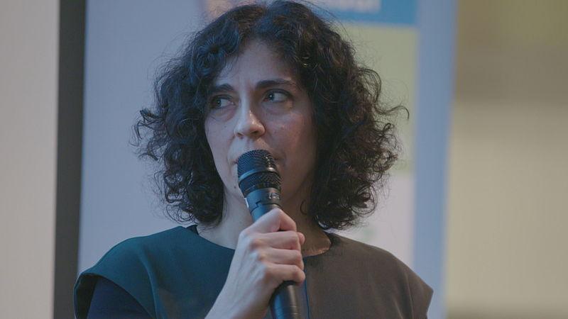 Anabella Meijer schreef het boek Eerste Hulp bij Klimaatverandering