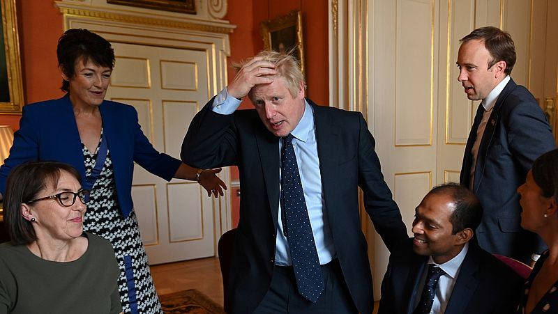 Brexit-paniek loopt verder op: premier Johnson heeft nog maar één truc achter de hand