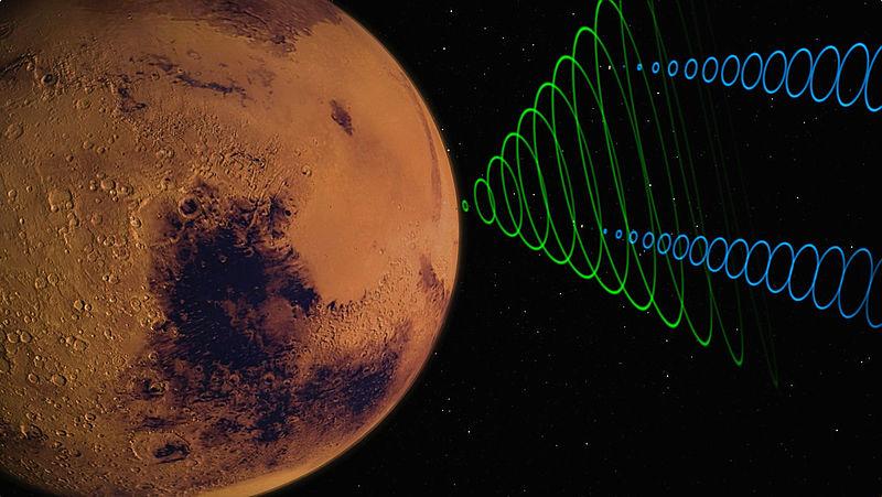 Zo klinkt Mars: NASA deelt eerste geluidsopnames van de planeet