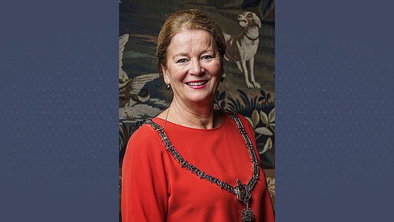 Burgemeester Annemarie Penn-te Strake van Maastricht