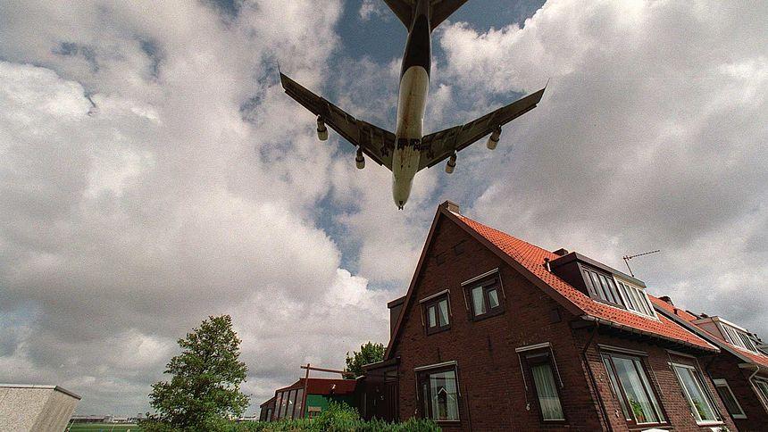 'Gerechtelijke dwaling over geluidsnormen Schiphol'