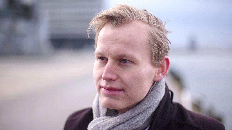 Werner Schouten van de Jonge Klimaatbeweging