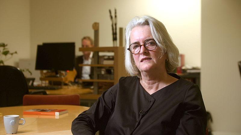 Sociaal advocaat Diana Hopmans
