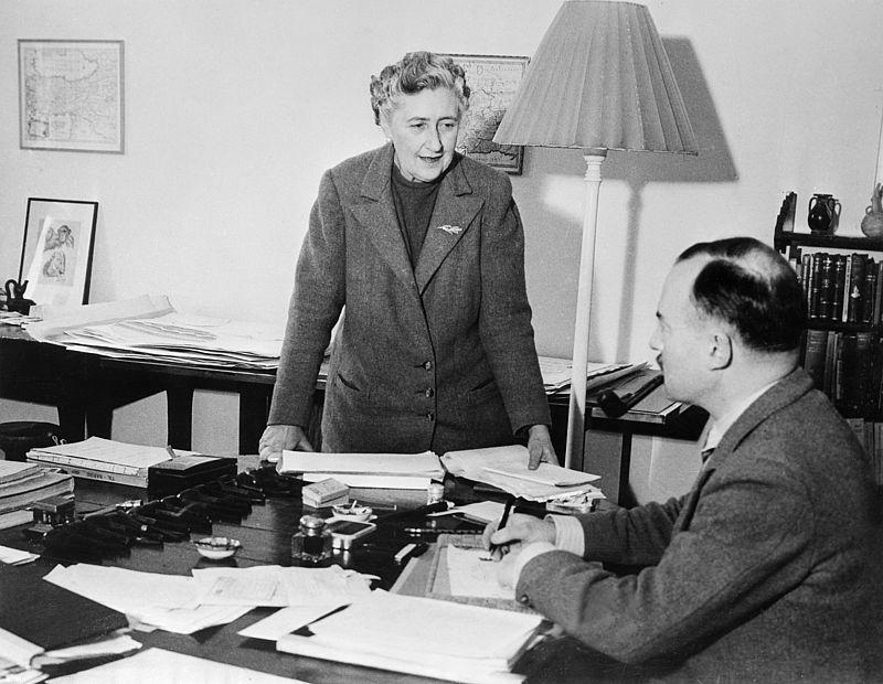 'De boeken van Agatha Christie zijn tijdloos'