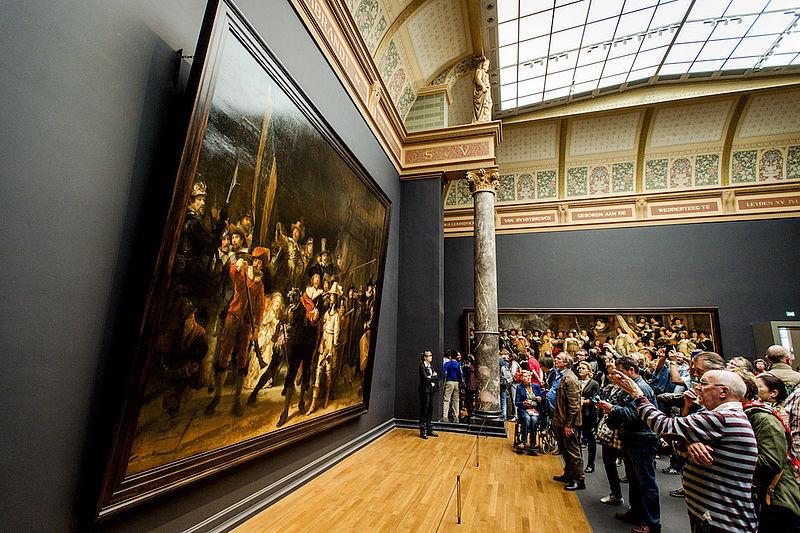 Museum is Instagrammers zat en start 'foto-vrije uren'