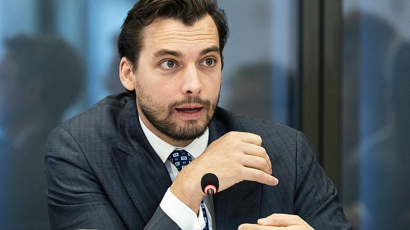 Thierry Baudet: 'We gaan achter de financiering van de Postcodeloterij aan'