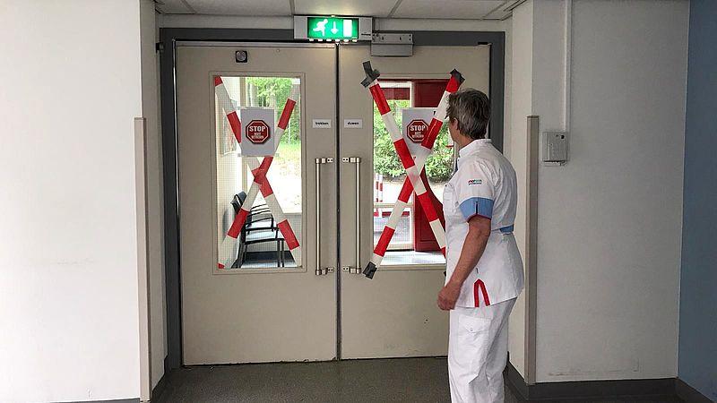 'Tijdens de revalidatie komen de nachtmerries', deze verpleegkundige werkt met herstellende coronapatiënten
