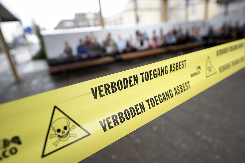 'Weg vrij voor massaclaim': Eurogrit aansprakelijk voor asbest