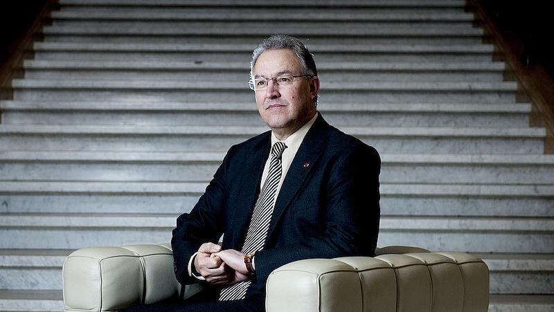 Omarmd door vriend én vijand: Aboutaleb tien jaar burgemeester van Rotterdam