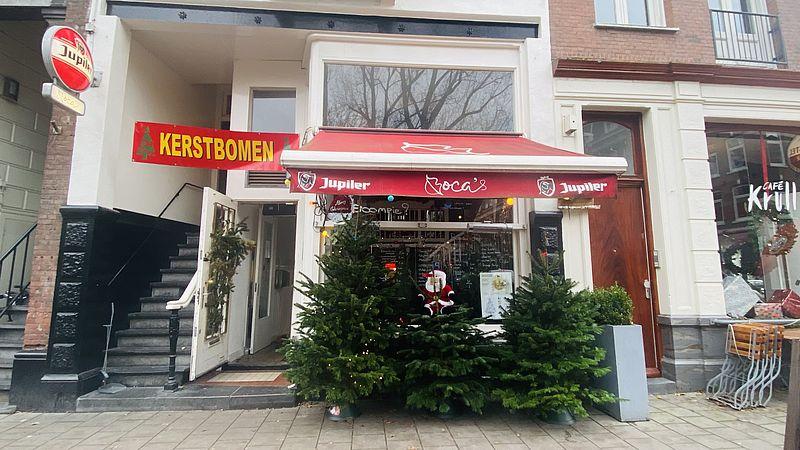 Kerstbomen te koop bij Boca's