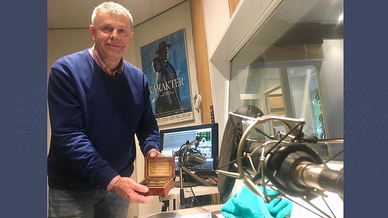 Hoe de eerste radiojingle ter wereld na 100 jaar weer te beluisteren is
