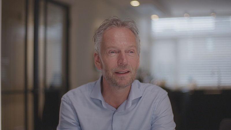 Pieter Glijnis van Stichting PLN