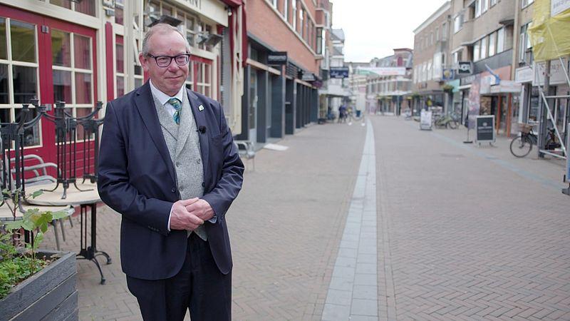 Detlev Cziesso, wethouder in Apeldoorn