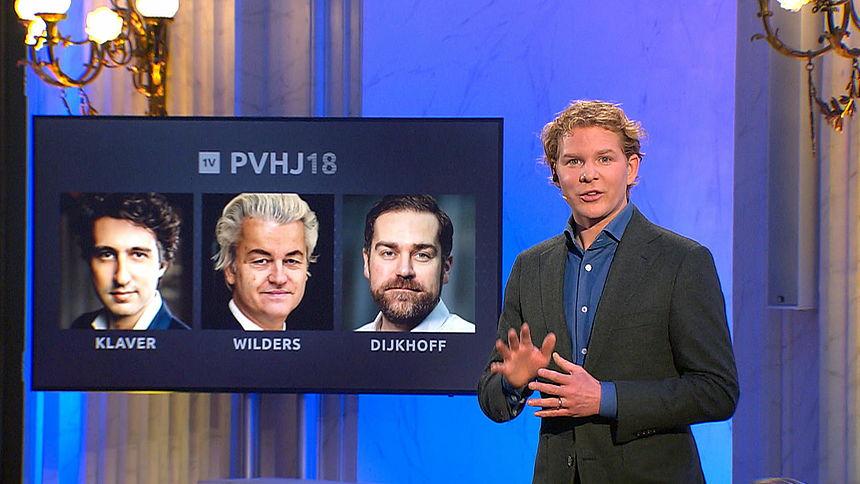 In Den Haag is voor de vijftiende keer de prijs uitgereikt voor de titel Politicus van het Jaar. In dit fragment is de bekendmaking te zien van de winnaar van dit jaar.