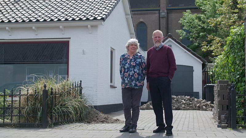 """Daniel van den Hooven en zijn vrouw: """"De discussie te gepolariseerd"""""""