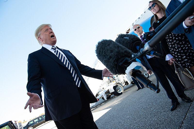 Trump wil 'lang bevochten' nucleair verdrag met Russen opzeggen