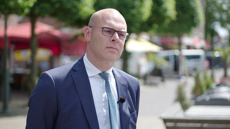 Gerrit Boonzaaijer, wethouder Utrechtse Heuvelrug