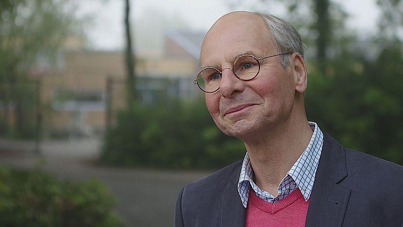 Basisschooldirecteur Willem de Koning