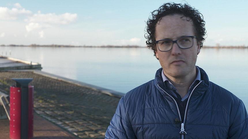 Jeroen Verbeek heeft scherpe kritiek op bewonersvoorman Van Ojik