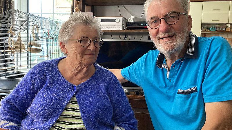 Ellie en Rycel Groenveld