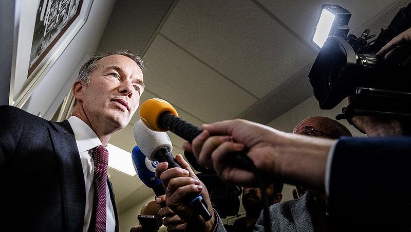 VVD-kiezers: onterecht dat Van Haga zijn zetel houdt