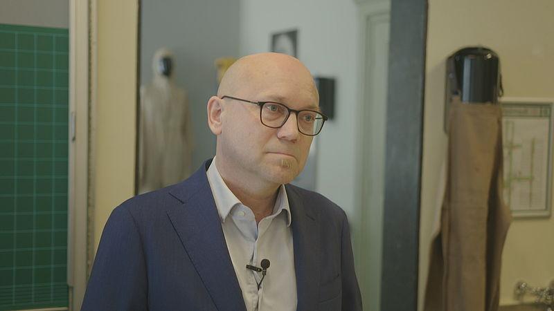 Amito Haarhuis, directeur Rijksmuseum Boerhaave in Leiden