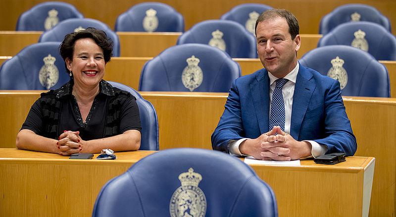 Sharon Dijksma vertrekt naar Amsterdam: 'Ik ga Lodewijk Asscher ook missen'