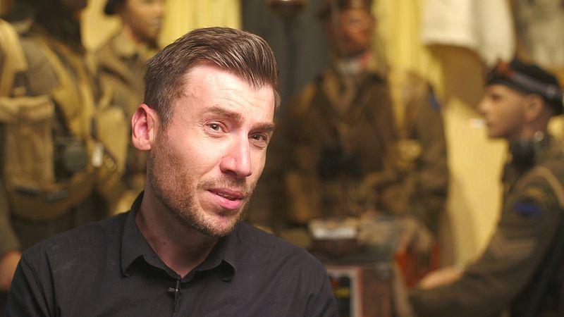 Onderzoeker Joël Stoppels