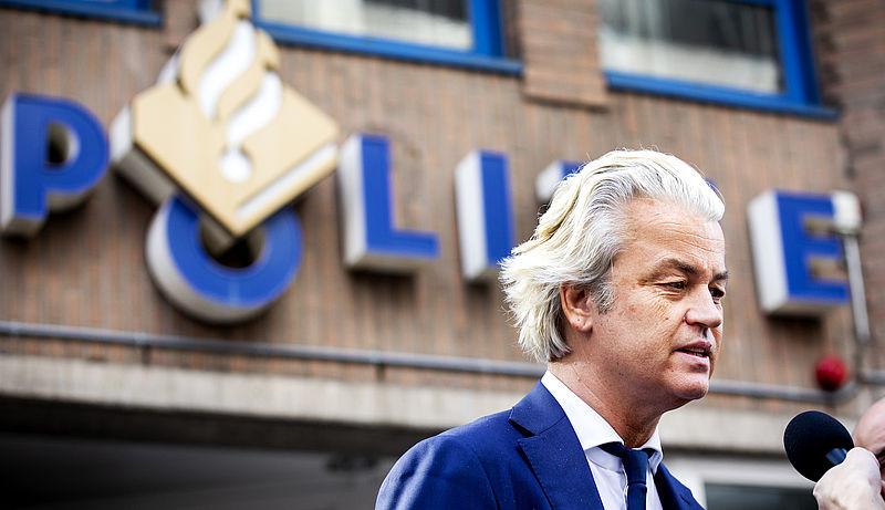 Geert Wilders doet aangifte tegen DENK om nepadvertentie