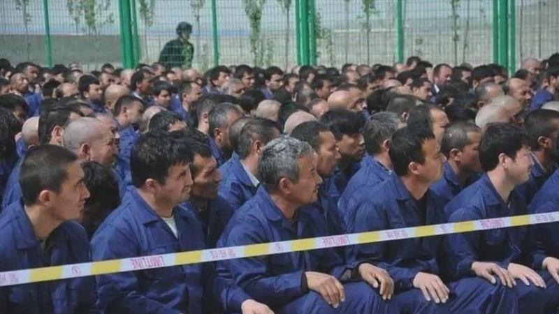 heropvoedingslkampen Xinjiang