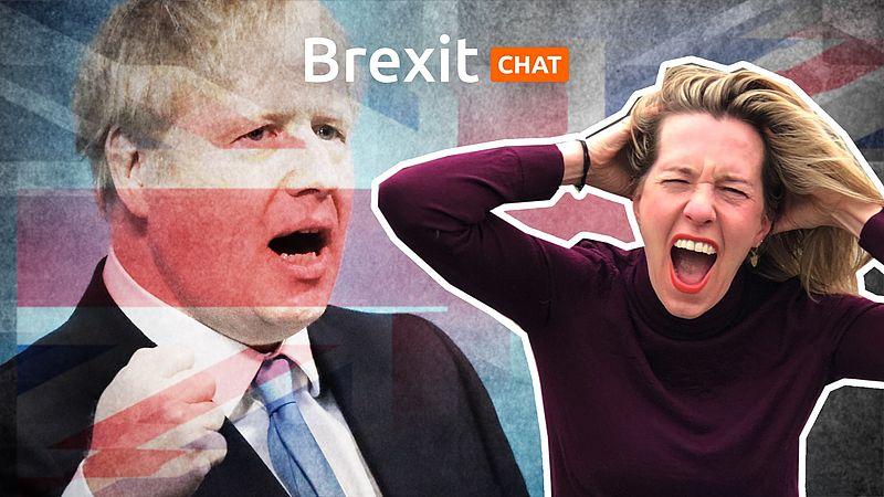 Energiebom in Downing Street: Boris Johnson roept Britten op optimistisch te zijn over brexit – brexitchat met Vanessa