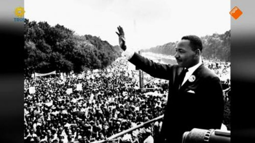 50 jaar martin luther king I have a dream' speech Martin Luther King is 50 jaar   EenVandaag 50 jaar martin luther king