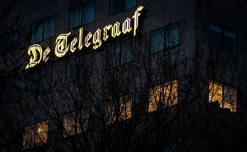 'De oorlog zal altijd een trauma blijven voor de Telegraaf'