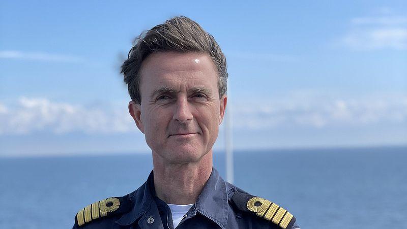 Commandant Walter Hansen