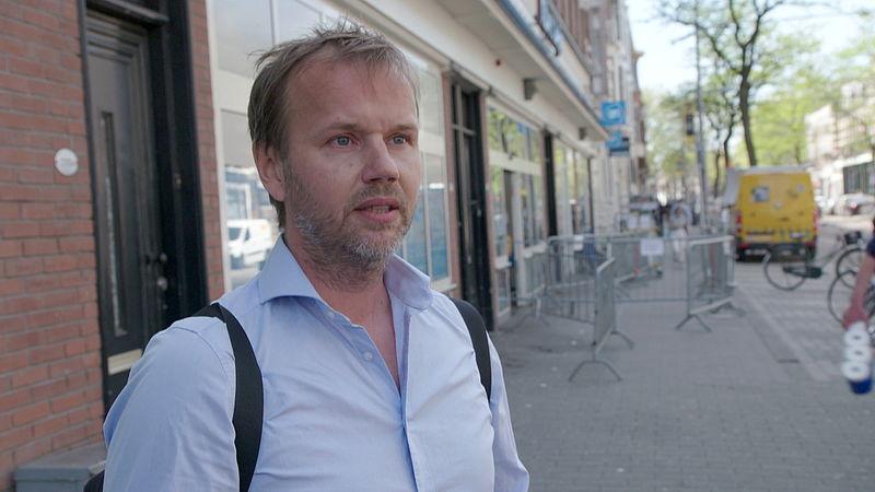 Harm Timmermans, directeur Shift Architecture Urbanism