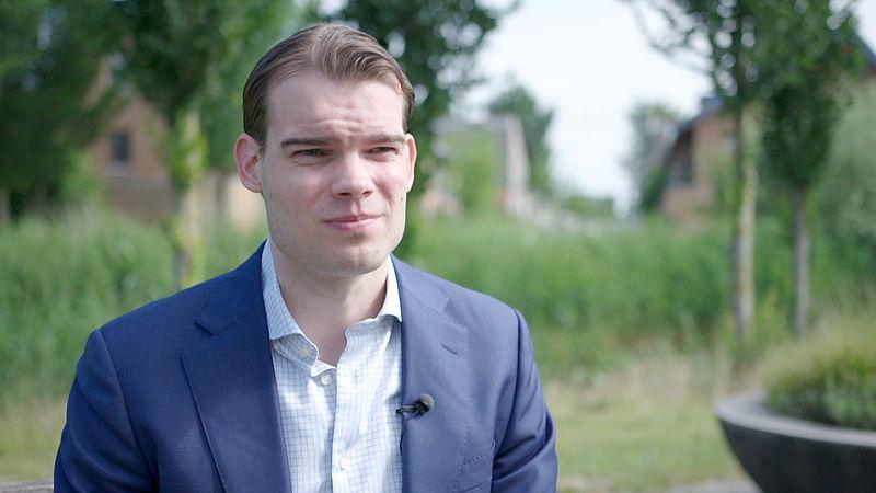 Yannick van den Brink, universitair docent jeugdrecht
