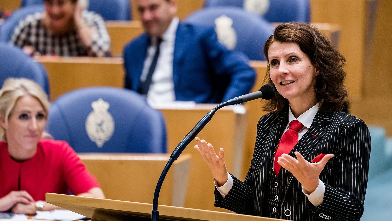 Esther Ouwehand wil wel regeren met Partij voor de Dieren, kiezers niet: 'Niet inbinden op dierenrechten' - Eén Vandaag