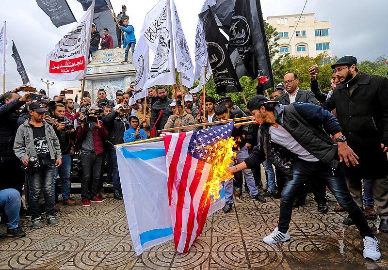Wat zijn de gevolgen van Trumps erkenning van Jeruzalem?