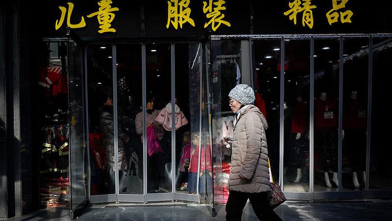 In de schulden in China? Dan weet je buurman dat ook