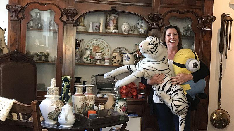 Vraag naar gratis spullen bijna te groot voor Dordtse stichting: 'Hier gaat het niet goed hoor, met de economie'
