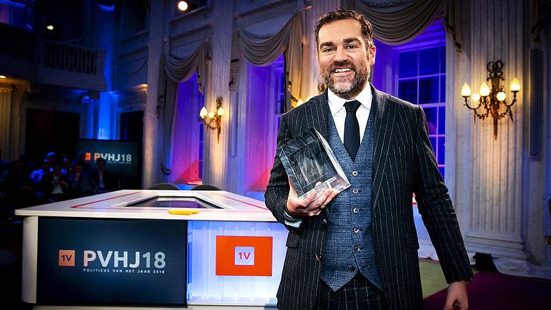 Klaas Dijkhoff gekozen tot Politicus van het Jaar 2018
