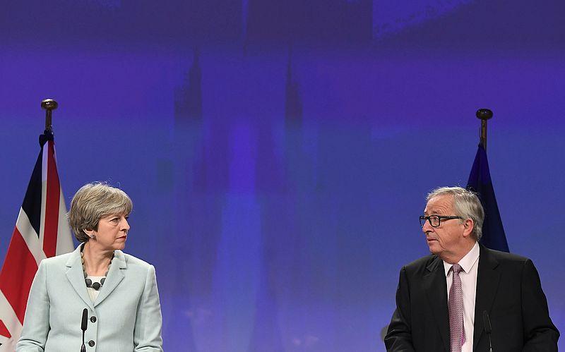 Kees Boonman: 'Eerste Brexit-afspraken staan op papier'